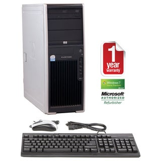 HP XW4300 Workstation Intel PentiumD3.4GHz 160GB MT Computer
