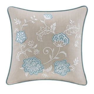 Harbor House Landon Cotton 18-inch Throw Pillow