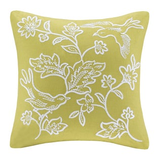 Harbor House Amelia Cotton 20-inch Throw Pillow