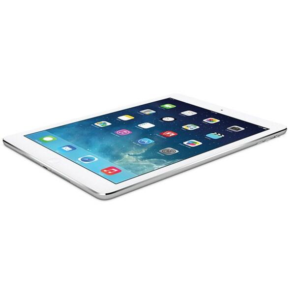 Apple 16GB White iPad Air Wi-Fi with Retina Display