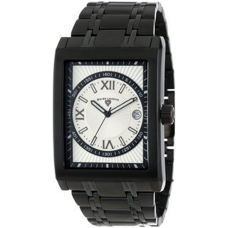Swiss Legend Men's Limousine Black Stainless Steel Watch