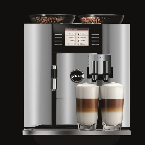 Jura Giga 5 Automatic Coffee, Cappuccino & Latte Macchiato System (Refurbished) 14009315