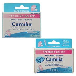 Boiron Camilia Teething Relief
