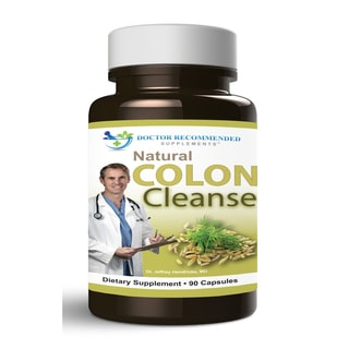 Doctor Recommended Natural Colon Cleanse (90 Capsules)