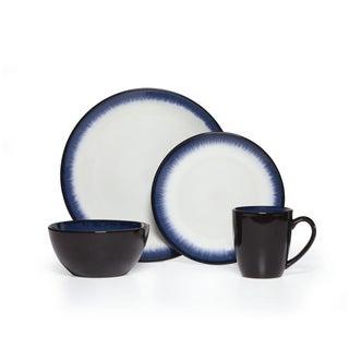 Pfaltzgraff Everyday Lunar Cobalt 16-piece Dinnerware Set