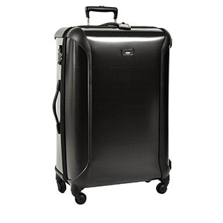 T-Tech by TUMI Tegra-Lite Carbon Black 30-inch Hardside Spinner Upright Suitcase