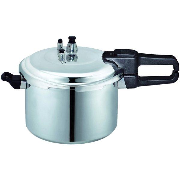Brentwood 9-liter Aluminum Pressure Cooker