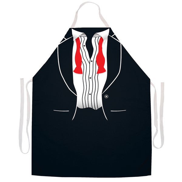 Attitude Aprons After Party Tux Apron