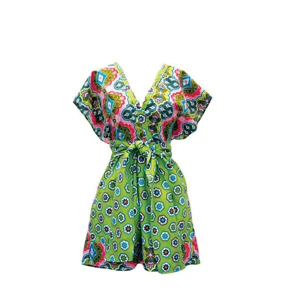 Child Smock Gypsy Queen Apron