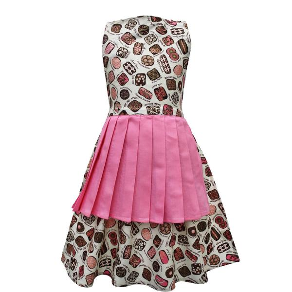 Jessica Candy Shop Kids Apron