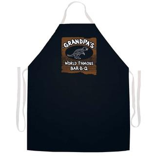 Attitude Aprons Grandpa's Famous BBQ Apron