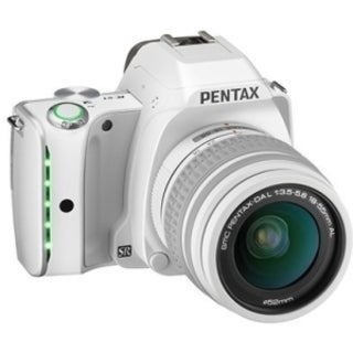 Pentax K-S1 20.1 Megapixel Digital SLR Camera Body Only (Body with Le