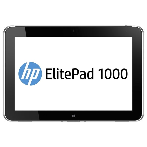 "HP ElitePad 1000 G2 Net-tablet PC - 10.1"" - Wireless LAN - Intel Atom"