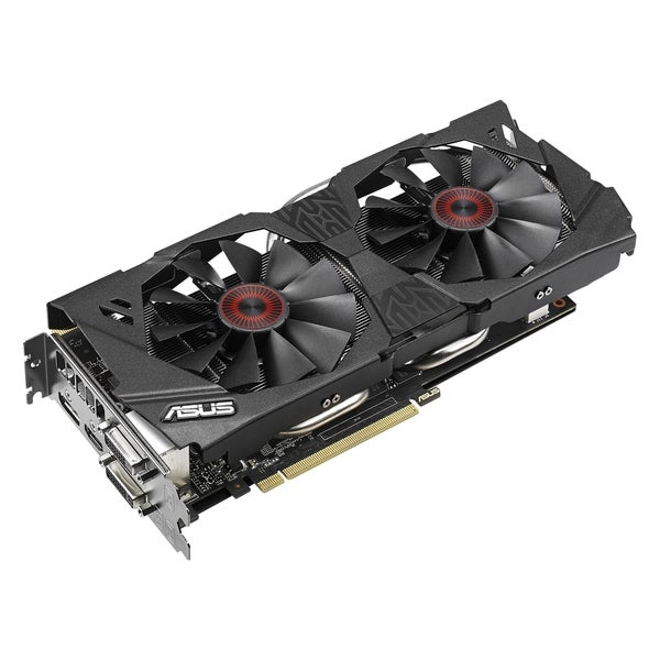 Asus Strix STRIX-GTX970-DC2OC-4GD5 GeForce GTX 970 Graphic Card - 1.1