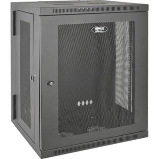 Tripp Lite 15U Wall Mount Rack Enclosure Server Cabinet
