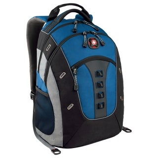 "Wenger GRANITE Carrying Case (Backpack) for 16"" Notebook - Blue, Blac"