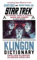 The Klingon Dictionary: English/Klingon Klingon/English (Paperback)