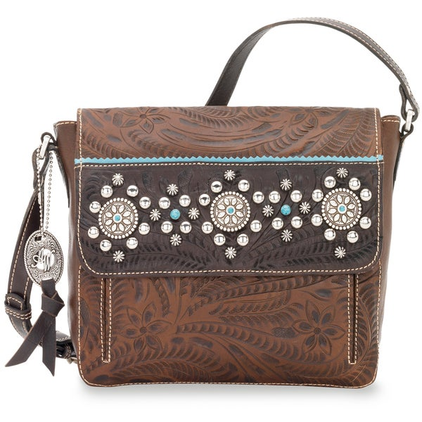 American West Crossbody Handbag