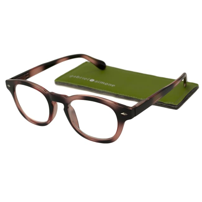 Gabriel + Simone Gabriel + Simone Women's Paige Rectangular Reading Glasses