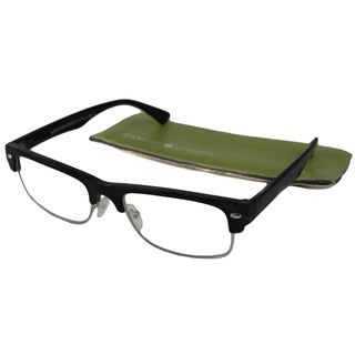 Gabriel + Simone Men's/ Unisex Phillipe Rectangular Reading Glasses