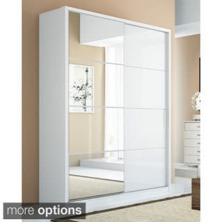 Manhattan Comfort 2-door Bellevue Wardrobe