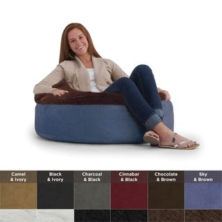 BeanSack Big Joe Microsuede Bean Bag