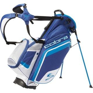 BIO Blue/ White Stand Bag
