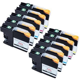 Sophia Global Compatible Color Ink Cartridge Replacements for Brother LC103XL (Pack of 10)