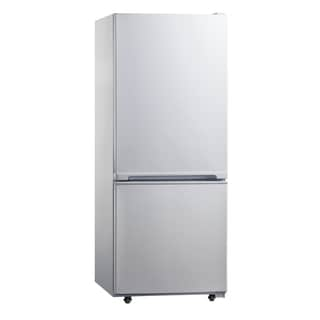 Equator-Midea 10 cu. ft. White Bottom Mounted Freezer