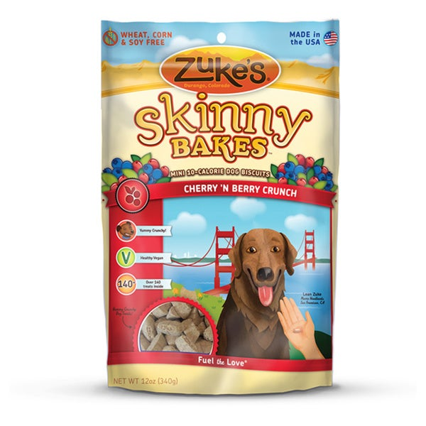 Zuke's 10-calorie Skinny Bakes Dog Treats