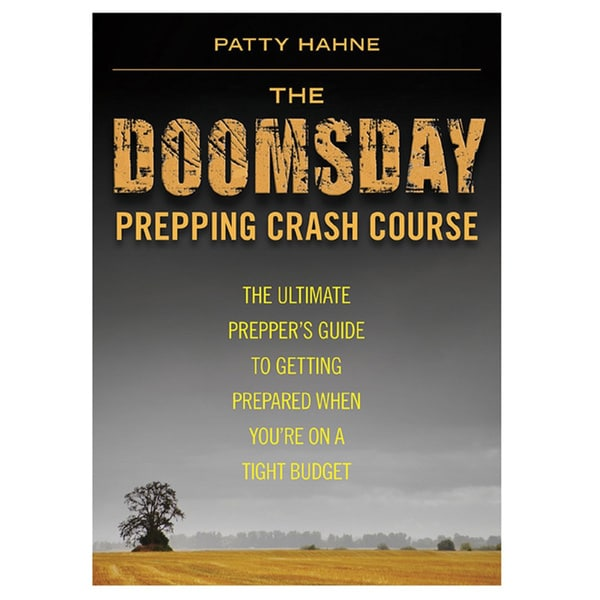 Doomsday Prepping Crash Course Book