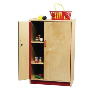 Whitney Brothers Kids Preschool Refrigerator Cabinet