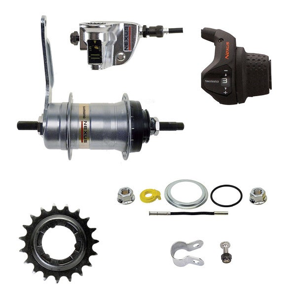 Nexus 3-Speed Internal Hub and Shifter Set