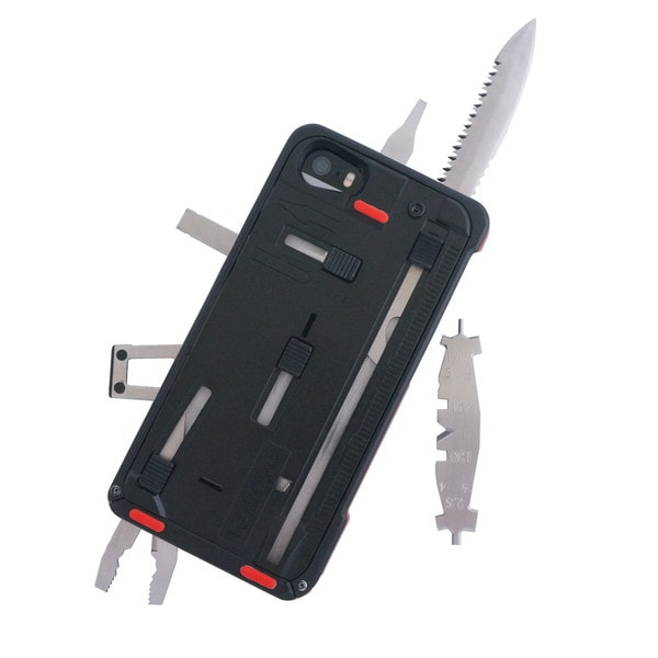 TaskOne G3 iPhone Case with Built-in Tools