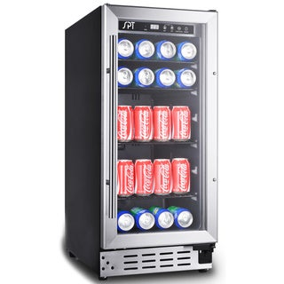 SPT 92-can Commercial Grade Beverage Cooler