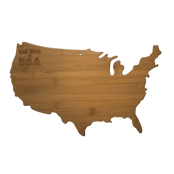 Totally Bamboo USA Cutting and Serving Board