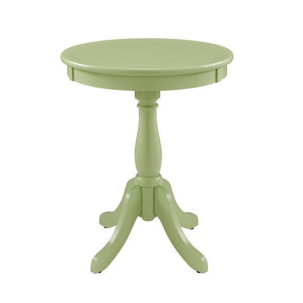 Powell Round Seagreen Table