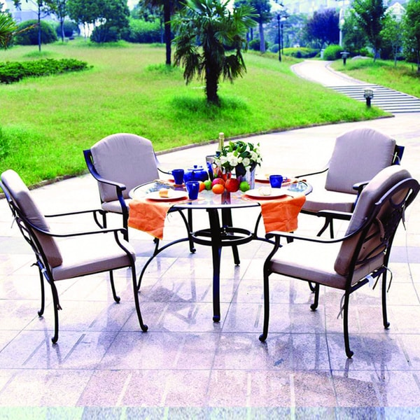 Rose 5 Piece Dining Set Overstock Shopping Big Discounts On Dining Sets