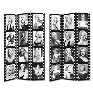 Glamorous Marilyn Monroe Room Divider