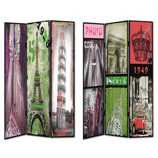 Paris Room Divider