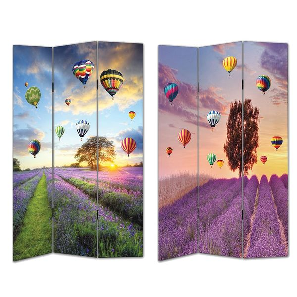 Hot Air Balloons Room Divider