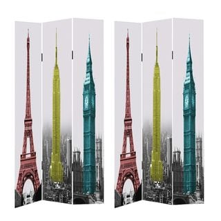 Towers Room Divider