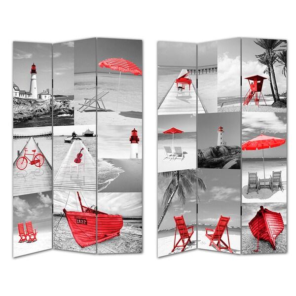 Beach Themed Room Divider