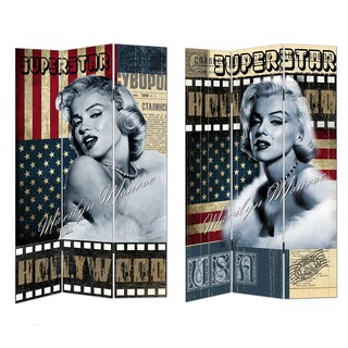 3-panel Marilyn Monroe Room Divider