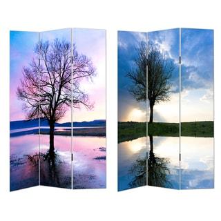 3-panel Tree Room Divider