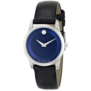 Movado Women's 0606611 Museum Stainless Steel Watch