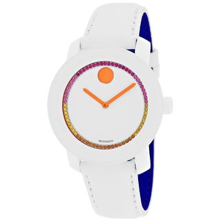 Movado Bold Women's 3600250 TR90 Composite and Steel Watch