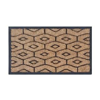 Molded Honeycomb Brush Doormat