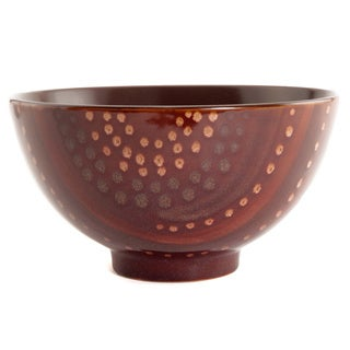 Vanilla Organic Brown Coupe Bowl (Set of 8)