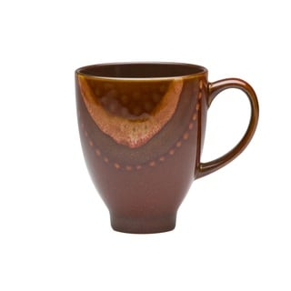 Vanilla Organic Brown Mug (Set of 8)